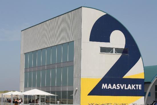 FutureLand Maasvlakte 2 : Entrance of visitor centre