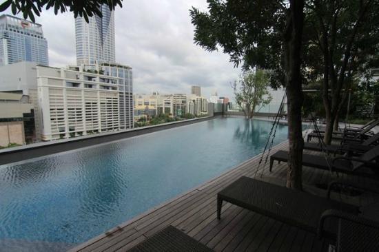 Room 16th Floor Bild Von Novotel Bangkok Platinum Pratunam Bangkok Tripadvisor