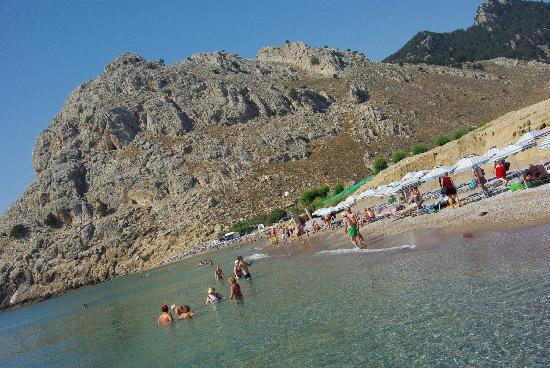 Holiday Village Rhodes: beach