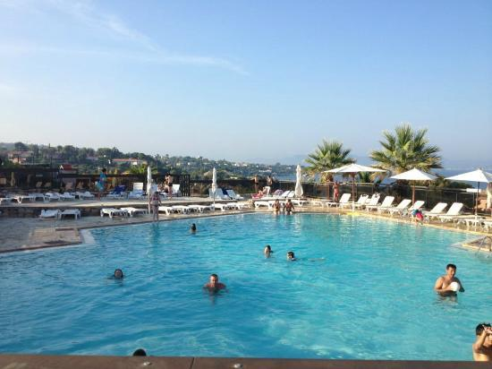 Les Issambres, Francja: piscine