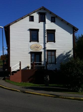 Guesthouse Arbol: casa