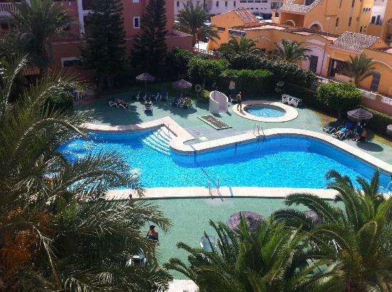 Estrella de Mar Apartments: Piscina