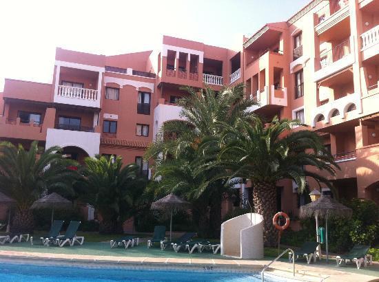 Estrella de Mar Apartments: Piscina