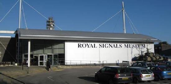 ‪Royal Signals Museum‬
