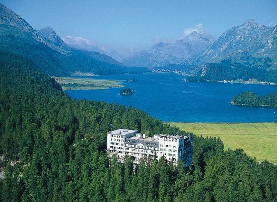 Hotel Waldhaus: Aussenansicht