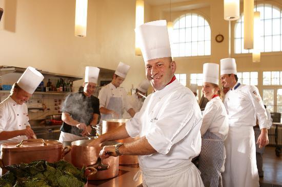 Hotel Waldhaus: Küche