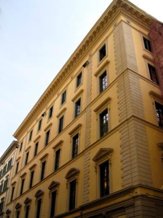 B&B Residenza della Signoria: facciata