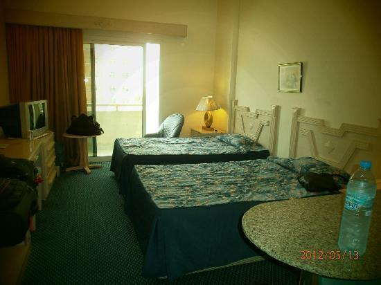 Jormand Hotel Apartments : Så fik vi endelig et værelse, der var fint nok !