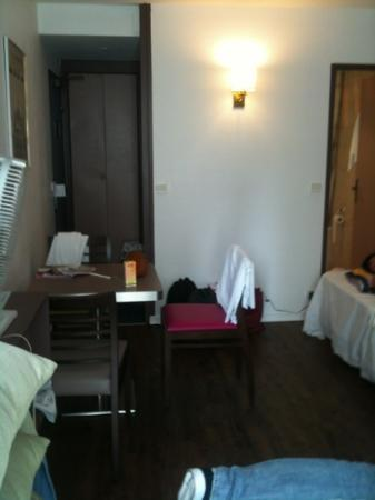 Amhotel Italie : chambre