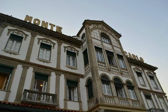 Hotel Monte Carlo: Monte Carlo outside. 2012, july.