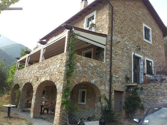 Photo of Podere la villa Zuccarello