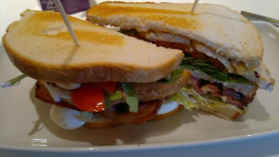 Fistral Chef: Club Sandwich