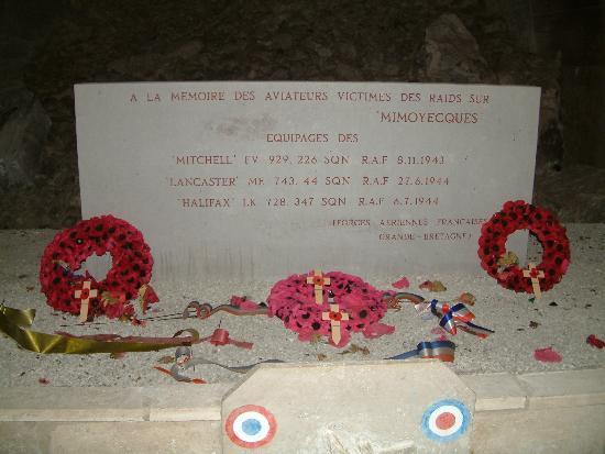 Forteresse de Mimoyecques : Mimoyecques- memorial