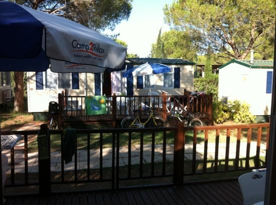 Camping Free Beach : casa mobile