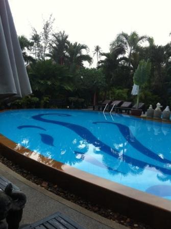 Aonang Princeville Resort: piscina