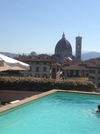 Grand Hotel Minerva: vue
