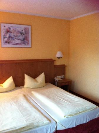 Hotel Seehof Herrsching: Уютный двухместный номер