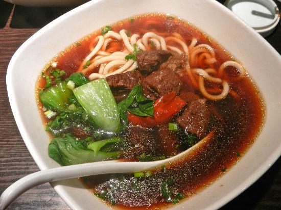 ShangHai Hen Niu DuChuang Beef Noodles (FuMin Road): bull noodles