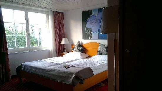 Hotel Schloessli Ipsach: Sleeping Area
