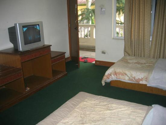 Tharlam Guest House : Twin room