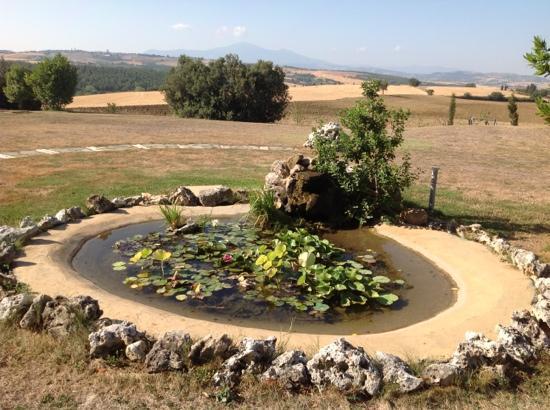 Locanda Vesuna: il giardino