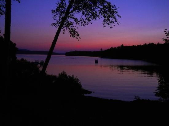 Moosehead Lake : Fabulous Sunsets