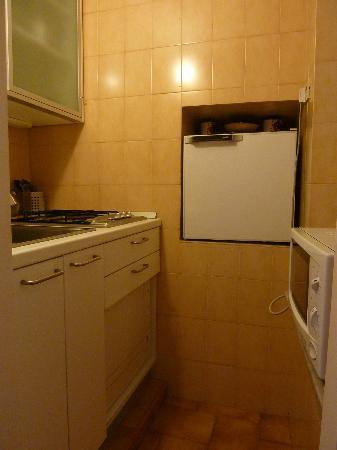 "La Scalinata: Kitchen ""Cupboard"" 2"