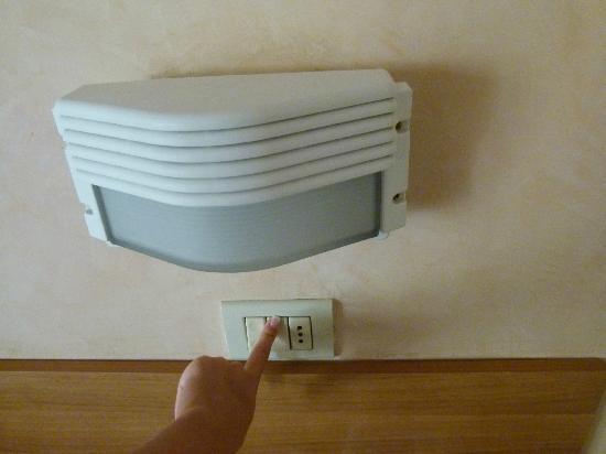 Hotel Villa Katia: bajure non funzionante