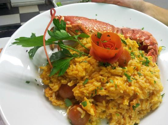 Eataly ristorante: RISOTTO LOBSTER