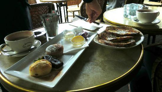 Brasserie de Joffers : Breakfast at de Joffers