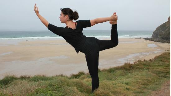 Bedruthan Hotel & Spa: Yoga
