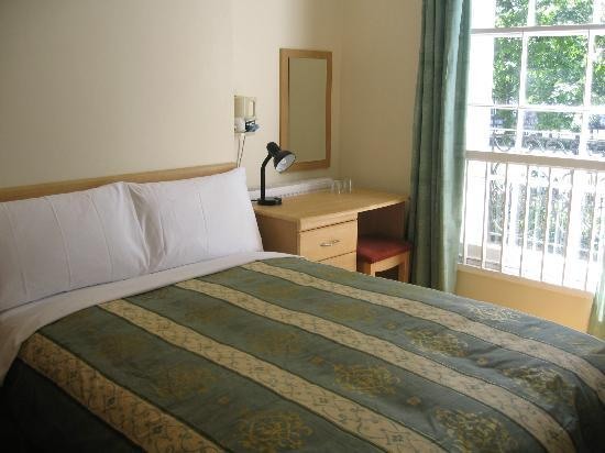 European Hotel : Double room (1 bed for 2 people)
