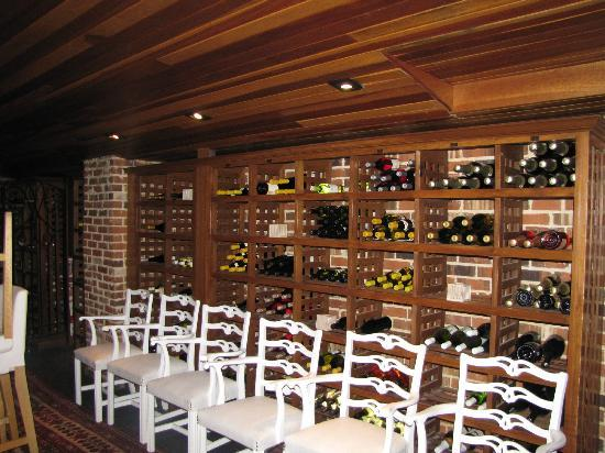 The Clifton: Wine Cellar