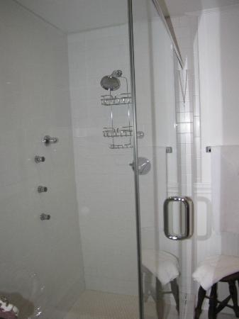 Clifton Inn: Shower!