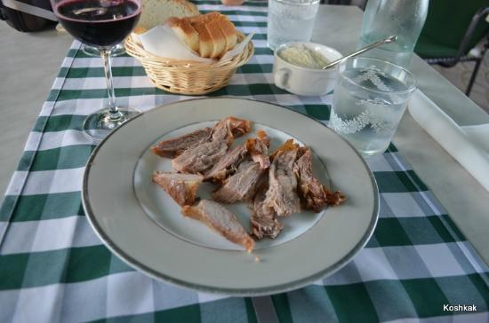 Hotel Monterosso Alto: restaurant