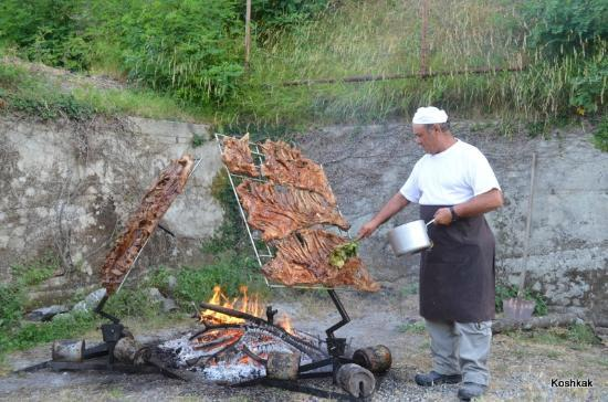 Hotel Monterosso Alto: Saturday Night - BBQ Special