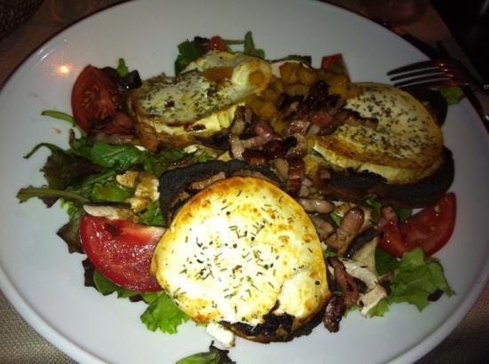 Les 3 Freres : salade
