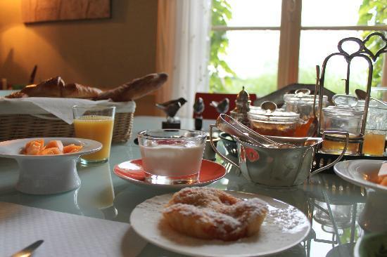 Chambres Avec Vue : Une décoration qui ravit les yeux et ouvre l'appétit
