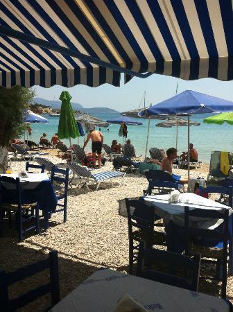 Astra Village Apartments: The beach!!