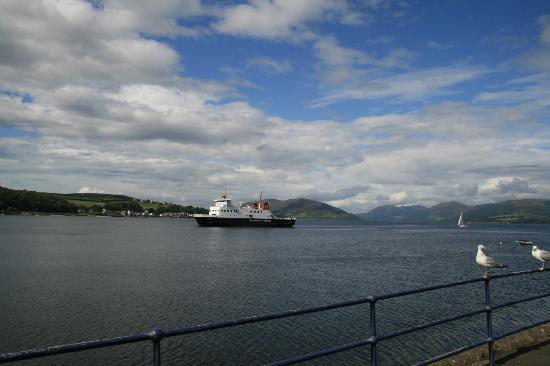 City Sightseeing Bute: Your ferry ride to Heaven