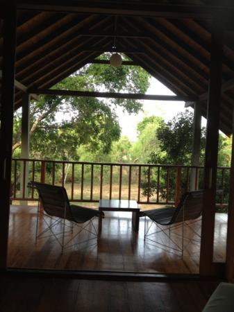 Wild Grass Nature Resort: From the bedroom
