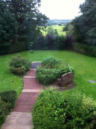 Best Western Plus Aston Hall Hotel: view from our room