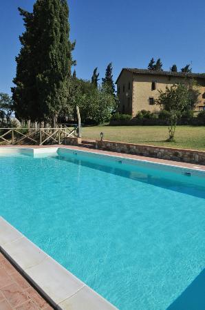 Agriturismo Casanova : La piscina