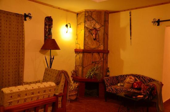 Kudu Lodge & Camp : la chambre
