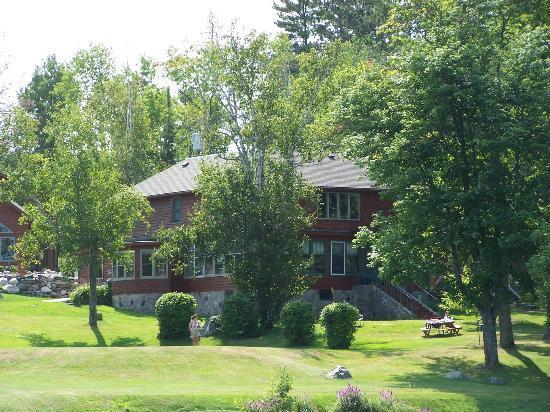 Pike Bay Lodge: Main House cabin