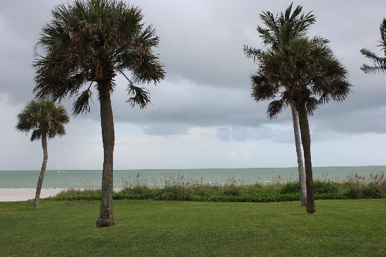 Pointe Santo de Sanibel: View of the water