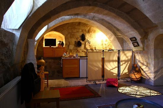Asmali Cave House : SALA BA PRANZO