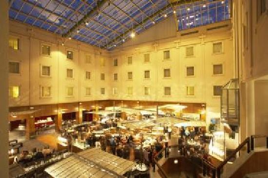 Holiday Inn Gent Expo: Atrium