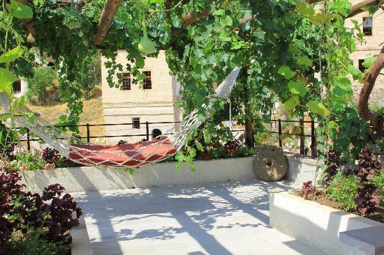 Asmali Cave House : TERRAZZA