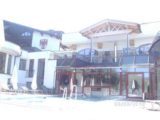 Hotel Tyrol am Haldensee: Außenpool
